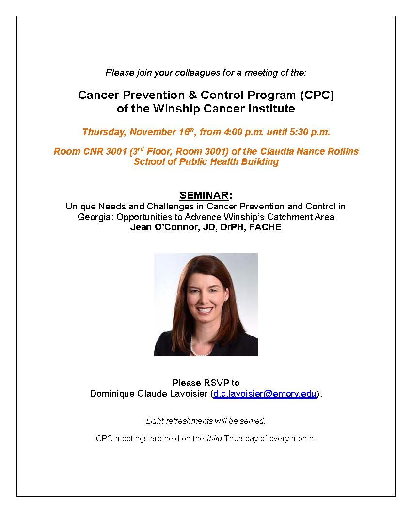 CPC Flyer